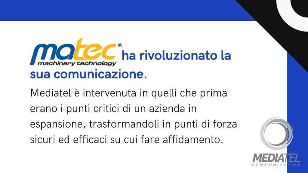 Mediatel intervento matec7